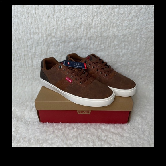 Levi's miles wx perf X sneakers for men size 9.5
